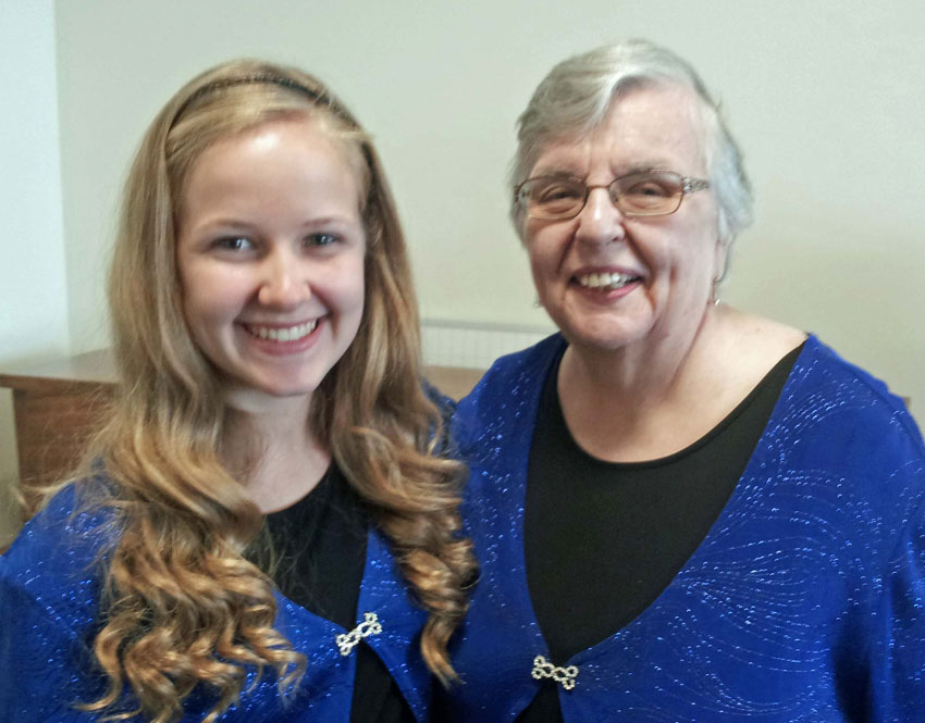 The Community Chorus Experience: Music for all generations