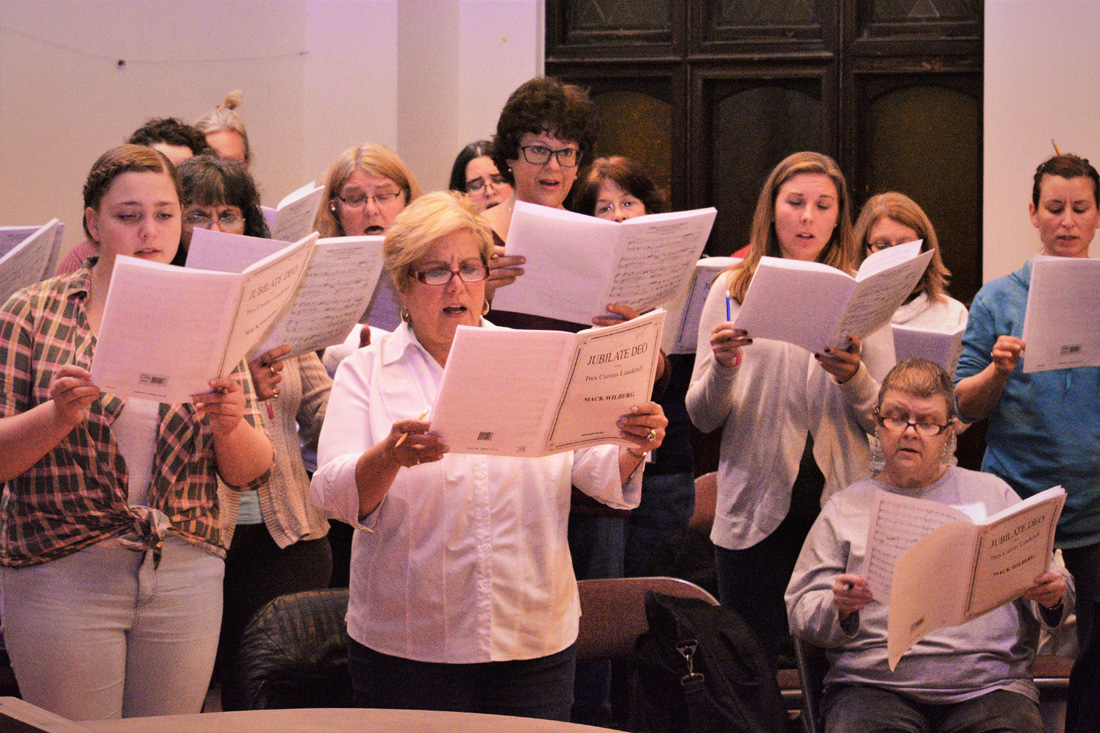 About | Greater South Jersey Chorus